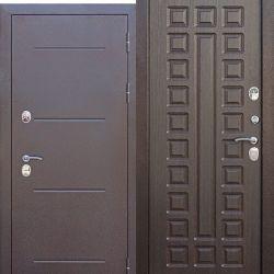 Ușă de intrare cu cupru Isoterma de 11 cm