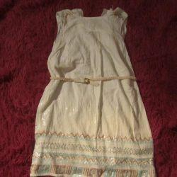 Платье греческого стиля для девочки