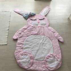 Children's play mat Bunny 🐰