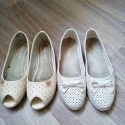 bale ayakkabıları 33.34