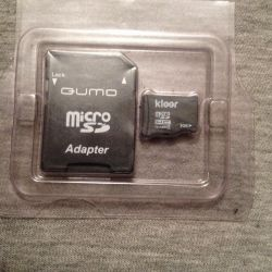 MicroCD 8GB
