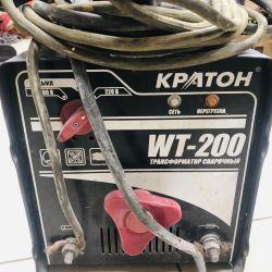 Συγκολλητικό μηχάνημα Kraton WT-200 +