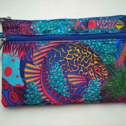 Tasarım kozmetik çantası Pylones Ostopus yeni