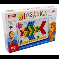 Мозайка 80 элементов