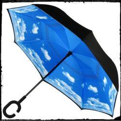 Розумний парасольку нового покоління. парасолька навпаки