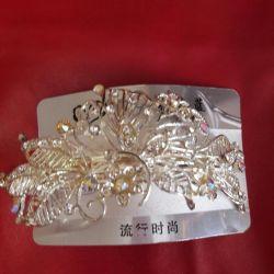 New metal hair clip