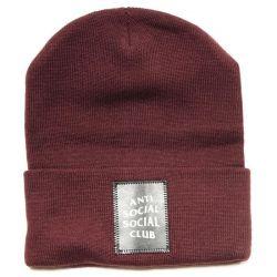 Şapka Anti sosyal sosyal kulüp