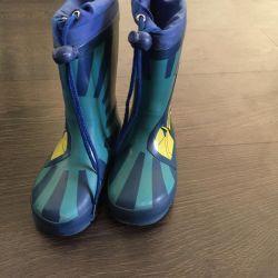 Καουτσούκ μπότες BiKi