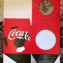Coca Cola Ball Box