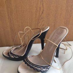 Sandals branded