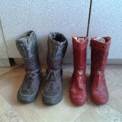 boots p 33 and 35
