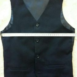 The vest is school