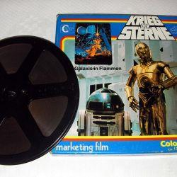Star Wars 8mm film (with sound)