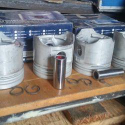 Gazel piston 406, 4061 92 mm