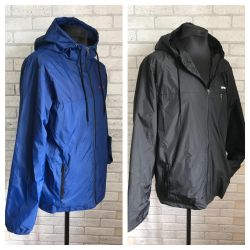 New windbreakers with labels, p.48-52