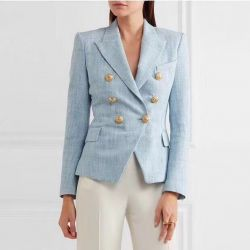 Ceket balmain mavi