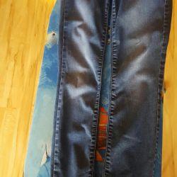 Jeans colines pentru 800 de ruble