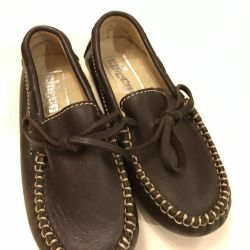 Chicco moccasins