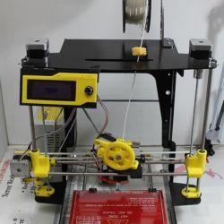 Новый 3D принтер Prusa i3
