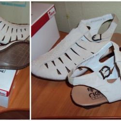 New sandals Rieker Antistress