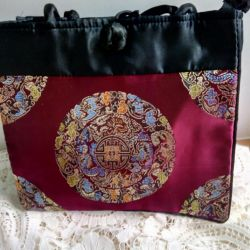 Bag and Scarf