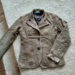 Velveteen jackets
