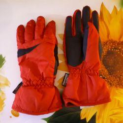 Kayak eldivenleri
