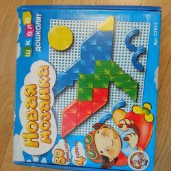 Oyuncak mozaik