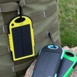 35,000 mAh external battery, waterproof