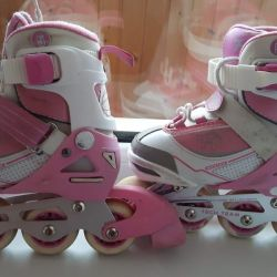 Rollers for women.