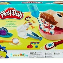 Game set PLAY-DOH Mr. Nibbler (Stomato