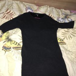 Dress is light Mango, perfect condition.