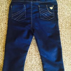 Jeans for fashionista, exchange