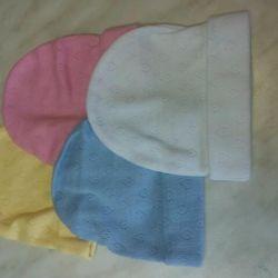 Καπέλο για νεογέννητα