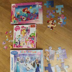 Puzzle-uri pentru fete