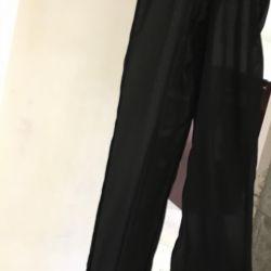 İtalya şifon pantolon