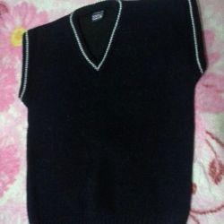 Vest for a boy.