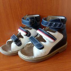 Sandalet Ortopedik Ortek