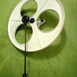 Механизм для ножной швейной машины