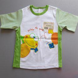Нова футболка для хлопчика на 3 роки, розмір 98