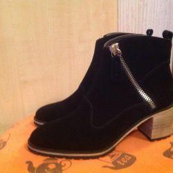 Новые ботинки Massimo Dutti демисезон