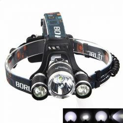 Lantern headlamp T6 3 LED