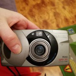 Фотоаппарат плeночный