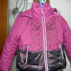 jacket on girl