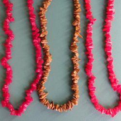 Beads. 100 apiece.