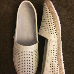 Makosenler. Bale Ayakkabıları