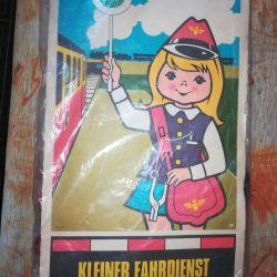 Young railwayman