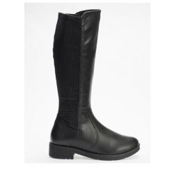 Women's boots are new, classic.