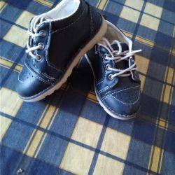 Low shoes for boys