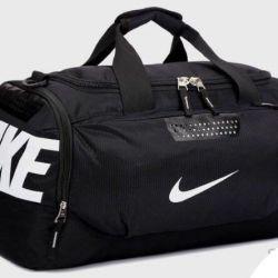 Sports bag Nike big black